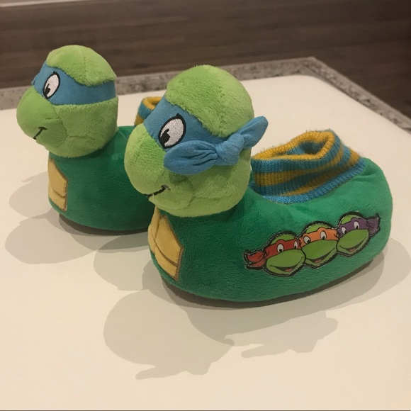 wide range best choice popular brand Shoes | Boys Ninja Turtle Slippers | Poshmark